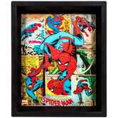 Spider-Man Lenticular Framed Wall Decor